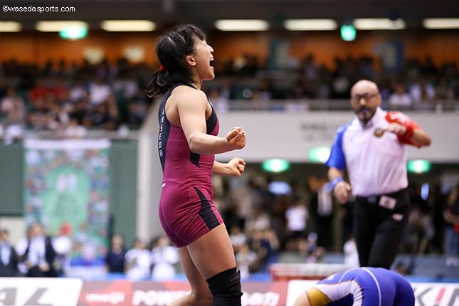 須﨑見事優勝!五輪金メダリストに勝利し東京五輪へ一歩前進!