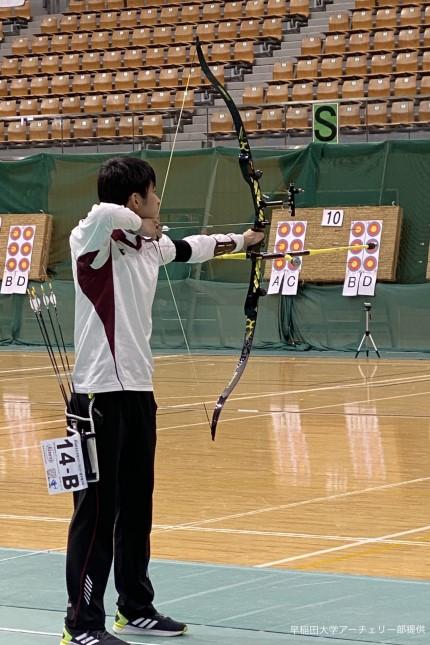 中村が安定感を見せ、全日本でも準優勝!
